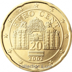 Common currency of the Euro in Austria
