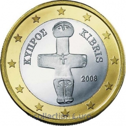Common currency of the Euro in Cyprus