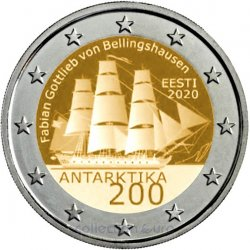 Coin Commemorative Estonia 2020