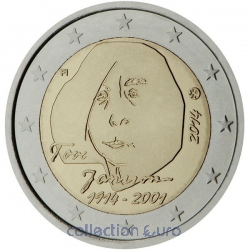 Coin Commemorative Finland 2014