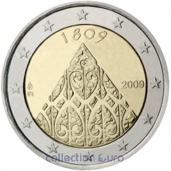 Coin Commemorative Finland 2009