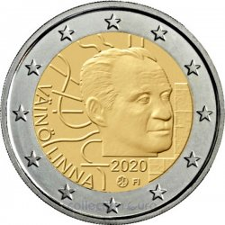 Coin Commemorative Finland 2020