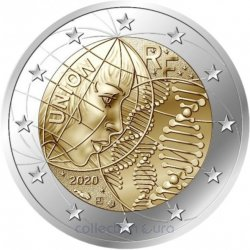 Coin Commemorative France 2020