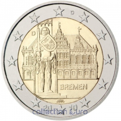Coin Commemorative Germany 2010