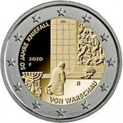 Coin Commemorative Germany 2020