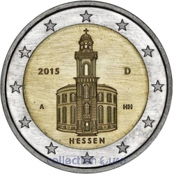 Coin Commemorative Germany 2015