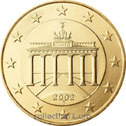 Coins germany of 0.10