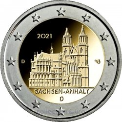Coin Commemorative Germany 2021