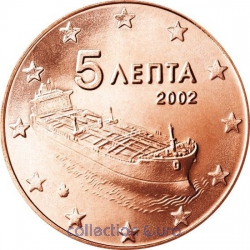Common currency of the Euro in Greece
