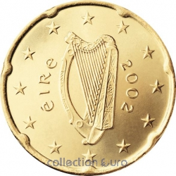 Coins ireland of 0.20
