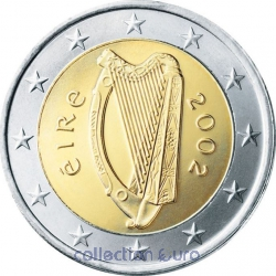 Coins ireland of 2