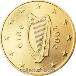 Coins ireland of 0.10
