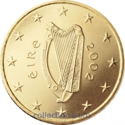 Coins ireland of 0.50