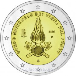 Coin Commemorative Italy 2020