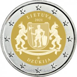 Coin Commemorative Lithuania 2021