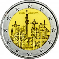 Coin Commemorative Lithuania 2020