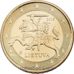 Coins lithuania of 0.20