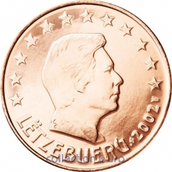 Common currency of the Euro in Luxembourg