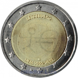 areaeuro coin of Euro 2€ 2009