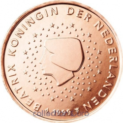 Common currency of the Euro in Netherlands