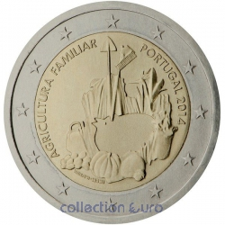 Coin Commemorative Portugal 2014