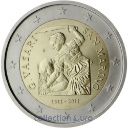 Coin Commemorative San Marino 2011