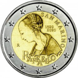Coin Commemorative San Marino 2020