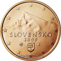 Common currency of the Euro in Slovakia