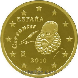 Coins spain of 0.10