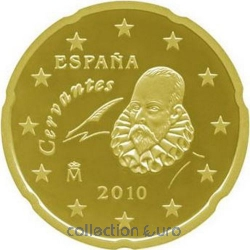 Coins spain of 0.20