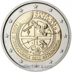 Coin Commemorative Vatican 2009